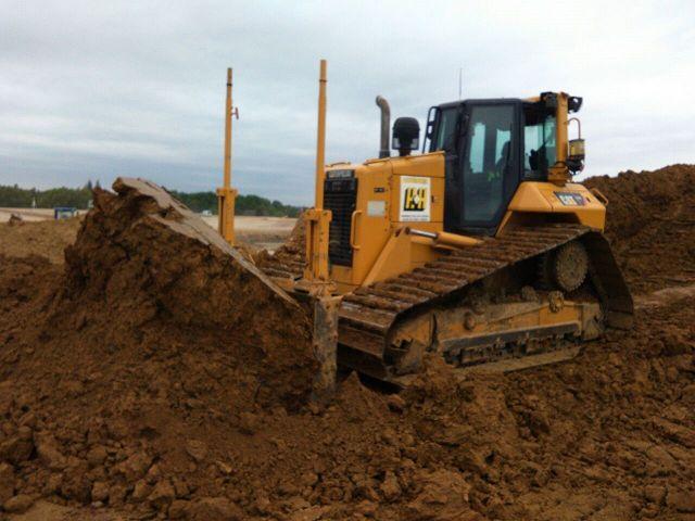 D6T GP 23,5 ton